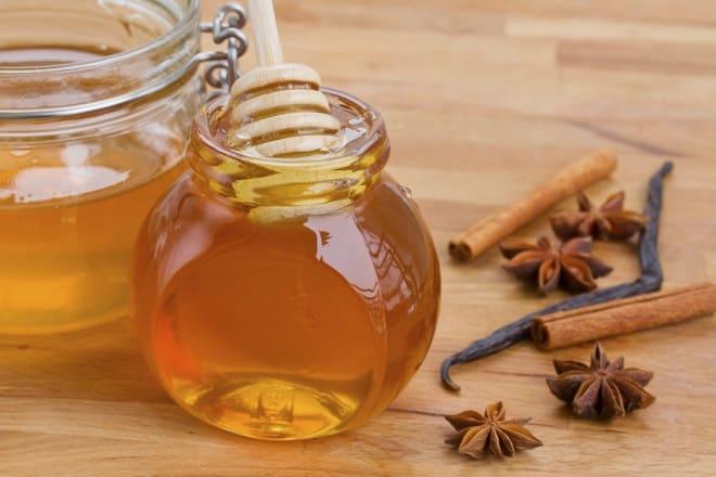 القرفة والعسل