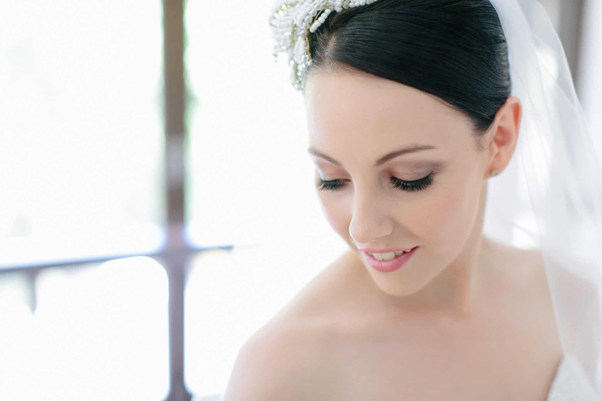 بشرة نظيفة قبل زفافك