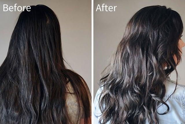 تخلصي من مشكلة جفاف الشعر وتلفه بهذا المكون السحري