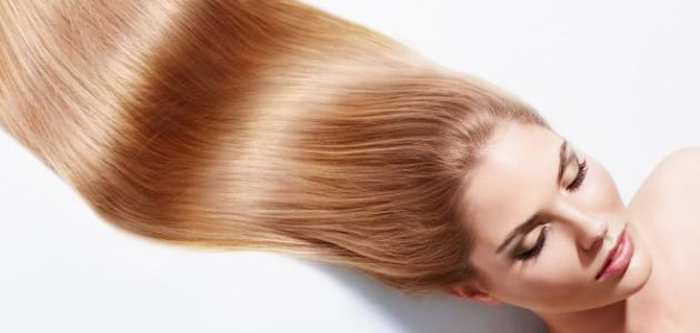 وصفات طبيعية لتفتيح لون الشعر