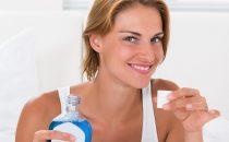 كيف نقوم بتحضير غسول فم منزلي لأسنان ناصعة البياض؟