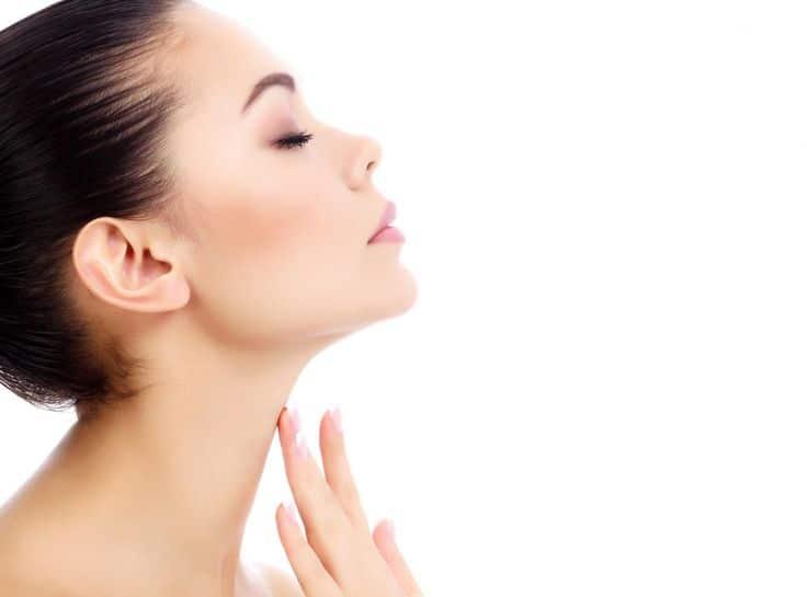 نصائح بسيطة لتخسيس الوجه