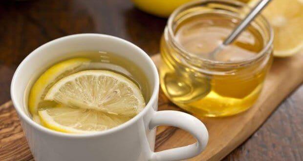 Eau-citron-miel