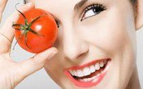 وصفات الطماطم لبشرة كبشرة الأطفال