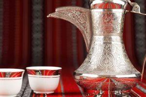 القهوة السعودية على أصولها