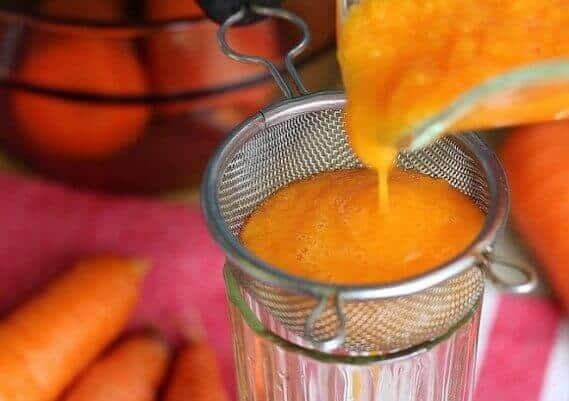 Sirop-carotte