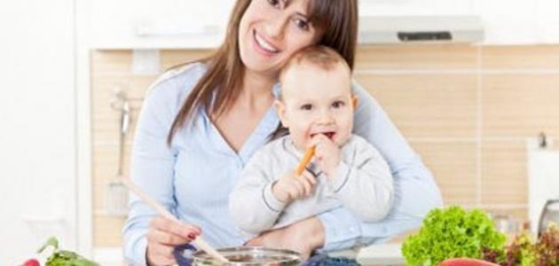 نصائح للمرضعات من أجل حمية غذائية صحية ومتوازنة
