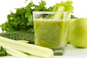 إليك العصير الأخضر المنعش