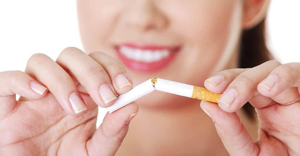 التدخين سرطان الثدي