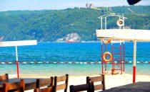 استمتعي بفرصة استثنائية للسباحة بكل أريحية في شاطئ سايير آلطنكوم الخاص بالسيدات