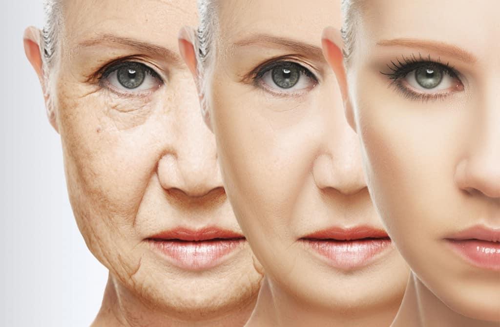 كريم مكافحة الشيخوخة