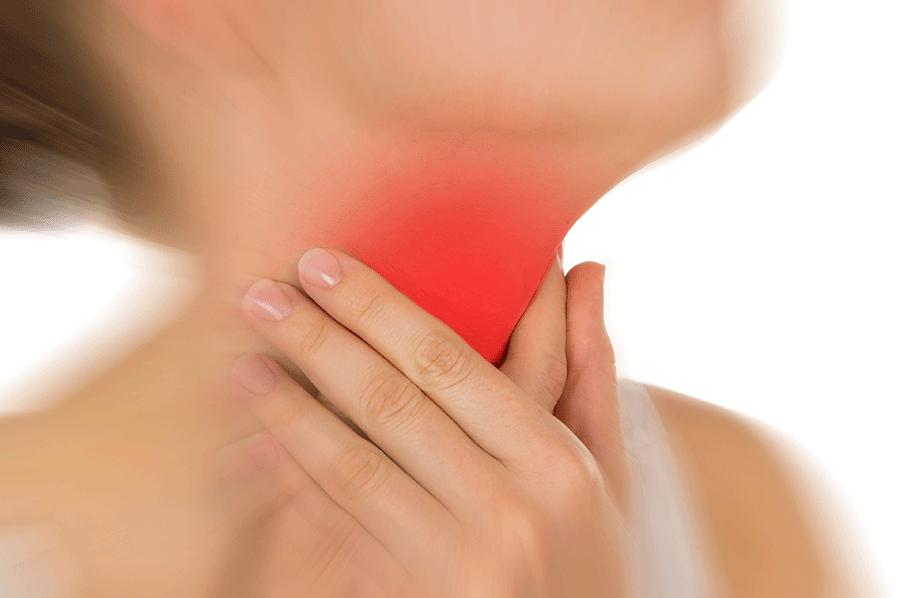 علاجات منزلية فعالة لالتهاب الحلق