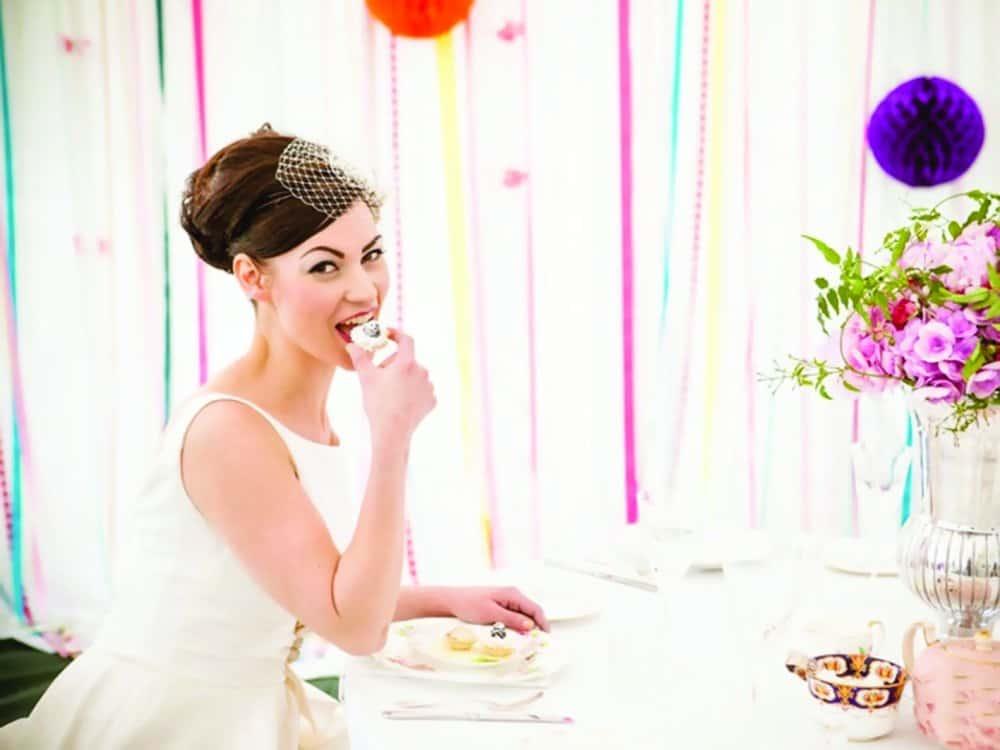 احذري تناول هذه المشروبات والأطعمة الممنوعة في يوم زفافك