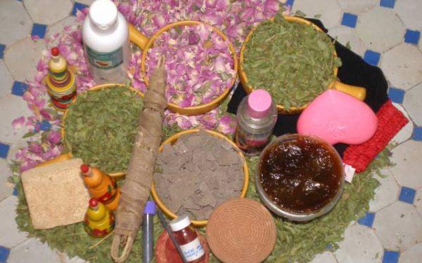 خلطات مغربية للعناية بجمالك قبل قدوم الربيع
