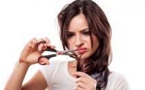 علاجات منزلية لإصلاح الشعر المتقصف والتالف