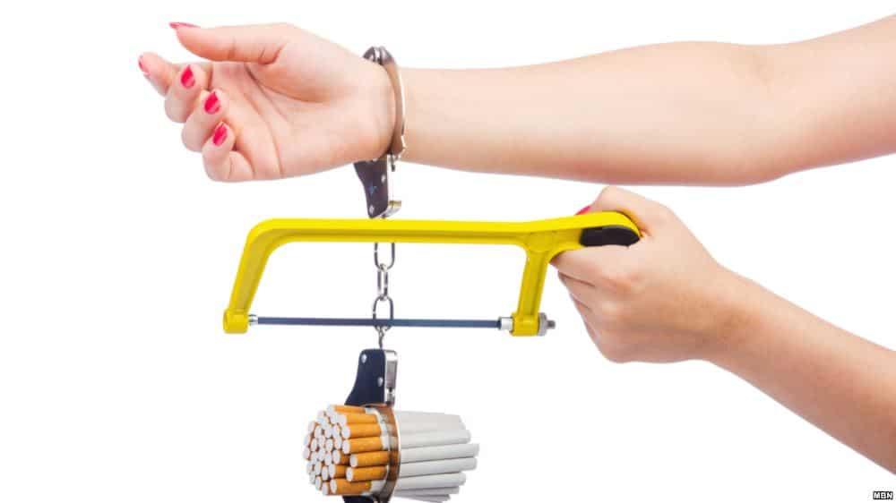 4 طرق تمنع زيادة الوزن بعد الإقلاع عن التدخين