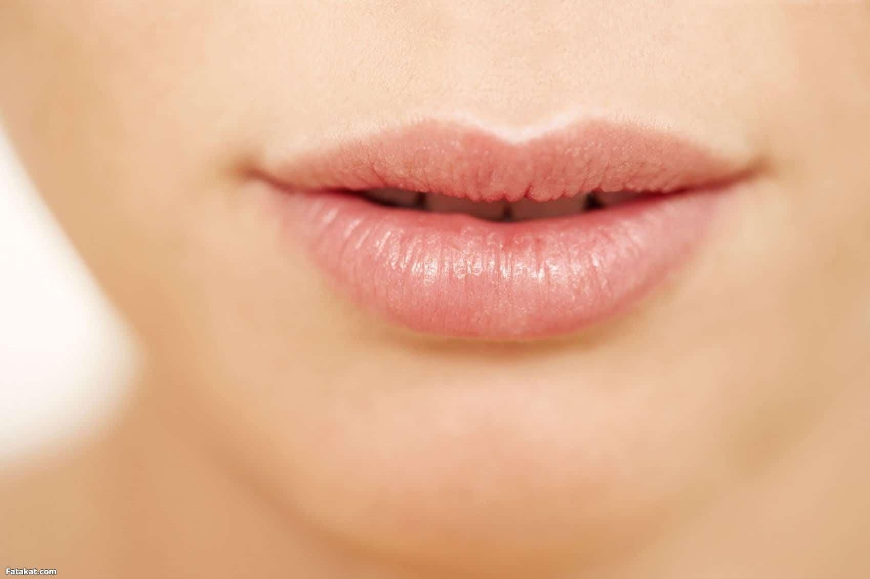 تفتيح محيط الفم