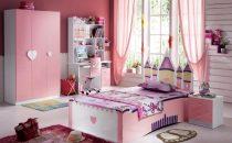 ديكورات غرف نوم بنات بأفكار جميلة