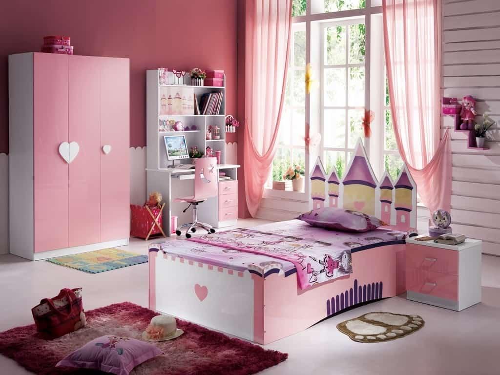 غرف نوم للبنات from www.uaewomen.net