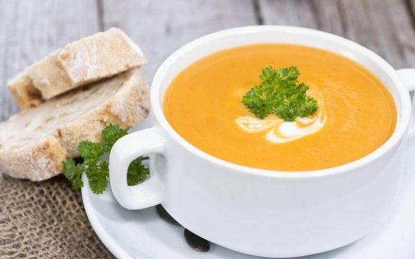 وصفات الحساء الصحية للريجيم