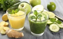العصير الأخضر لفقدان الوزن وحرق الدهون