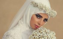 بالصور: لفات حجاب للعرائس المتحجبات