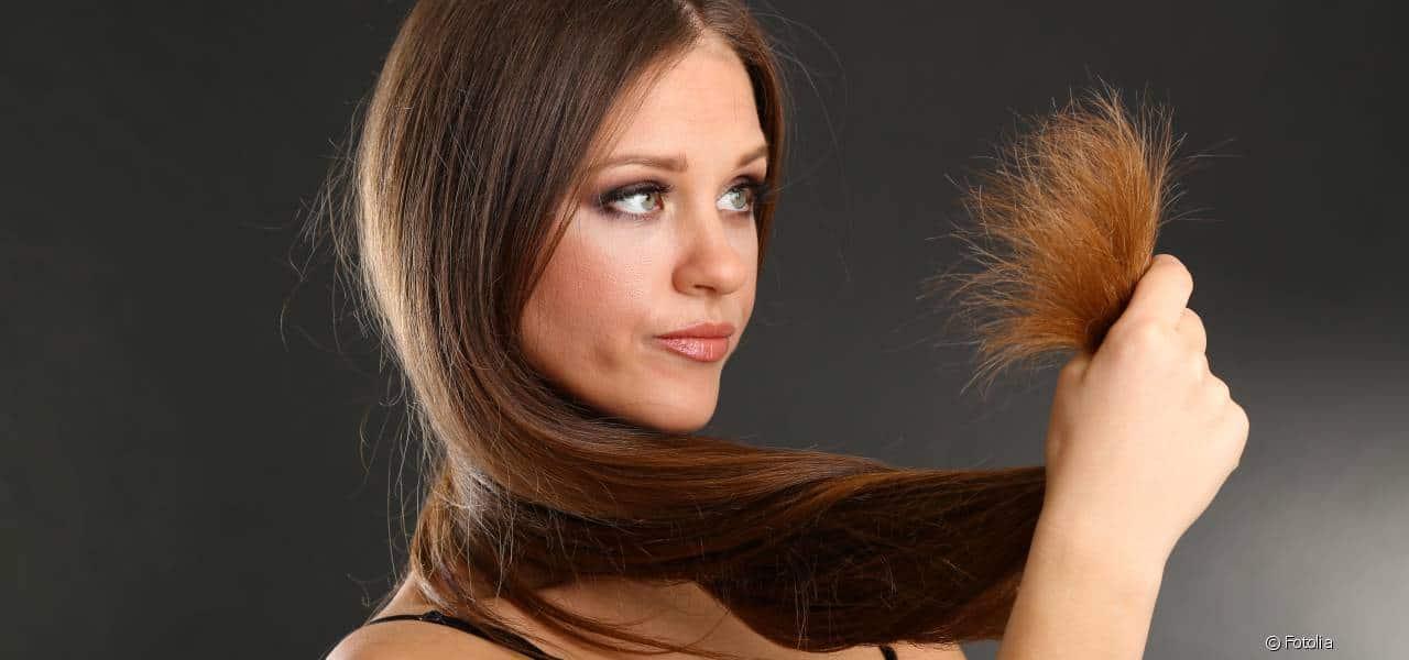 عالجي شعرك الجاف بهذه الأقنعة الفعالة