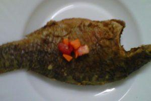 طريقة تجهيز السمك المقلي