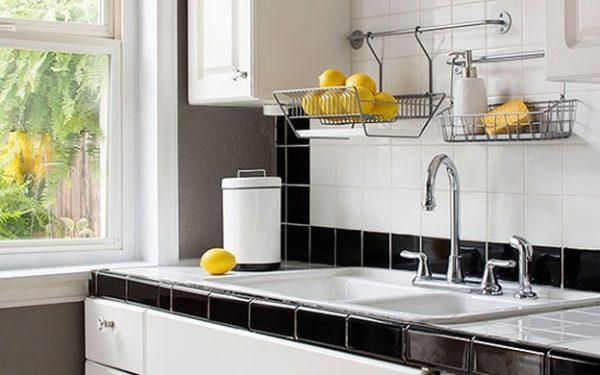 بالصور: طرق مبتكرة للتخزين في المطبخ