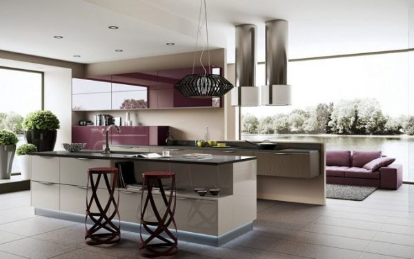 بالصور: أجمل تصاميم الكراسي العالية للمطابخ العصري