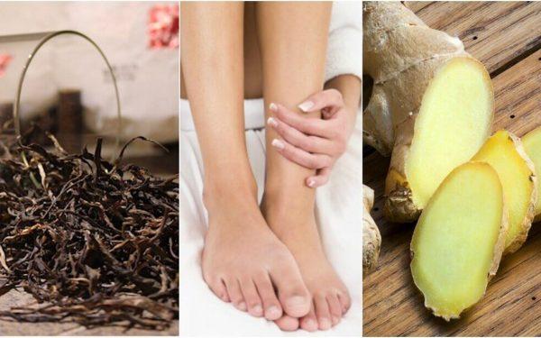 نصائح بسيطة للتخلص من رائحة القدمين الكريهة