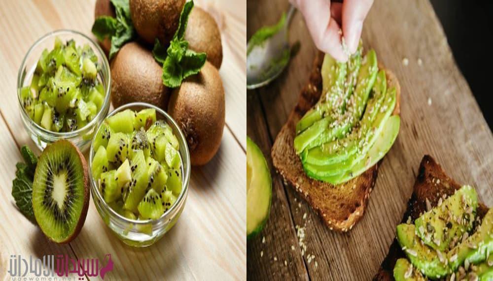 أفكار مختلفة لتجهيز فطور الصباح أثناء الحمية