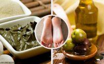 علاجات منزلية للتخلص من تشقق القدمين