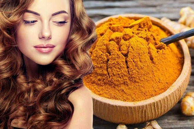 جربي خلطات الكركم الطبيعية لصبغ الشعر في المنزل مجلة سيدات الامارات