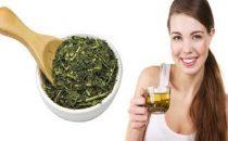 وصفات الشاي الأخضر لتقوية خصلات الشعر