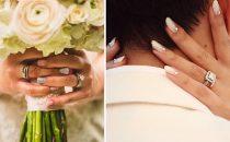 بالصور: 5 أفكار لطلاء أظافرك يوم العرس