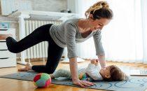 كيف تتخلصين من الوزن الزائد بعد الولادة؟