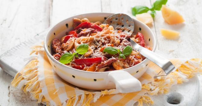 أفكار شهية لوجبة عشاء خفيفة وصحية