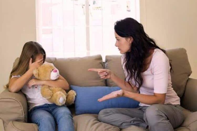 عبارات يمنع قولها للطفل