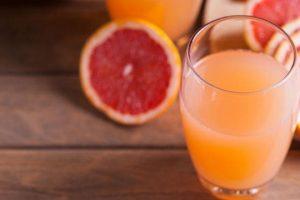 عصير الجريب فروت للتخلص من الوزن الزائد