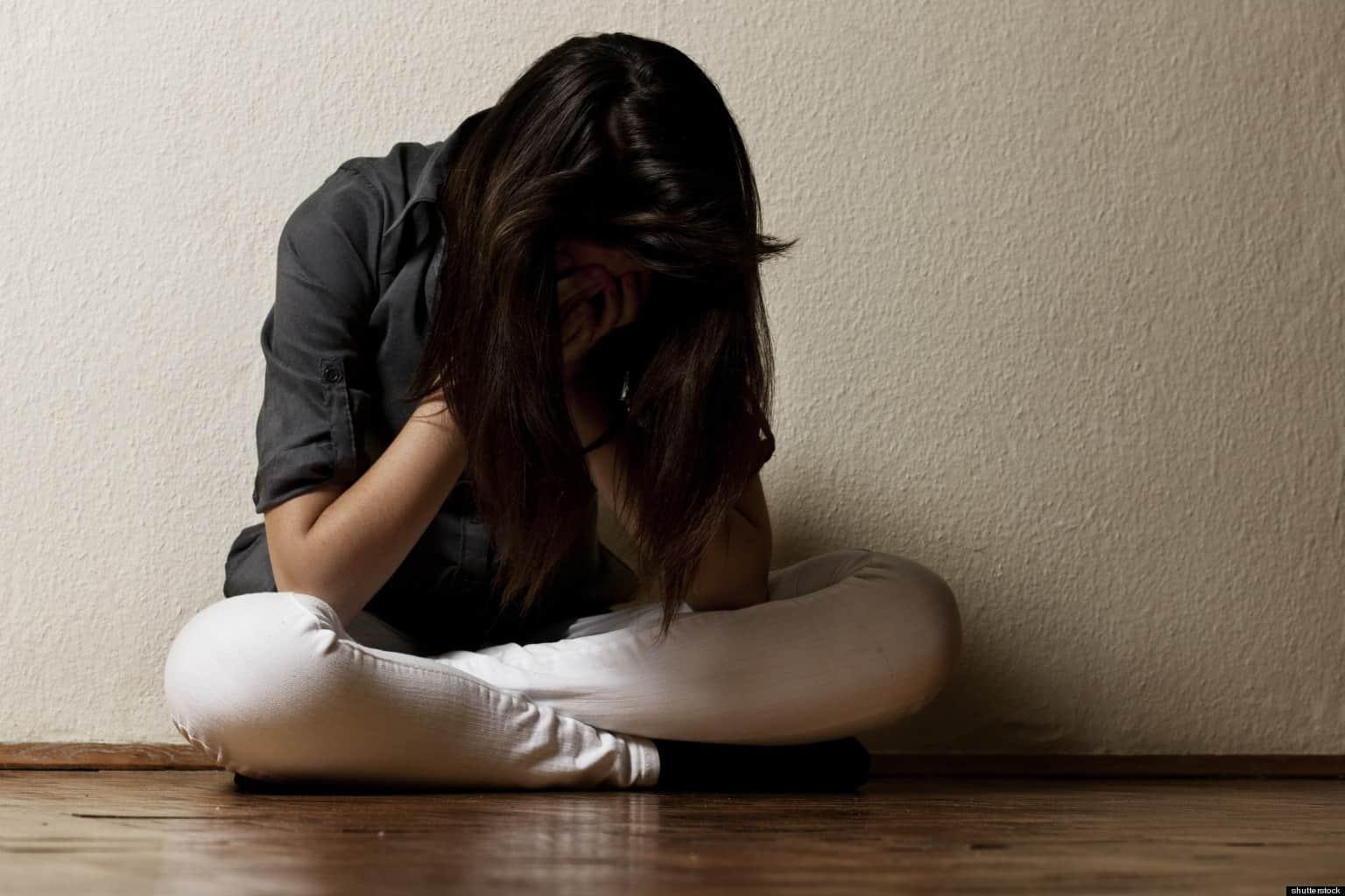 الاكتئاب في سن المراهقة