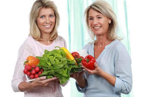 4 مفاتيح لإنقاص الوزن في سن اليأس