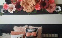 اكتشفي أجمل تصاميم الحوائط المقلمة لديكورات منزلية مرحة