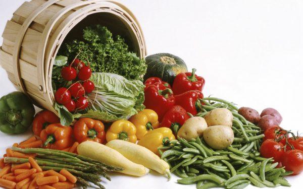 ريجيم الخضروات: غذاء صحي لجسم رشيق ومتوازن