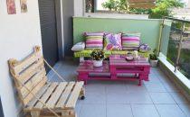 بالصور: أفكار ديكور لتزيين شرفة المنزل هذا الصيف