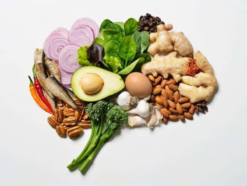أطعمة تعزز من صحة الدماغ