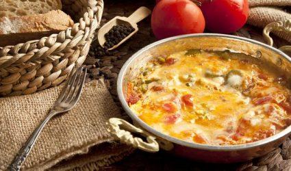 كيفية تجهيز البيض على الطريقة التركية