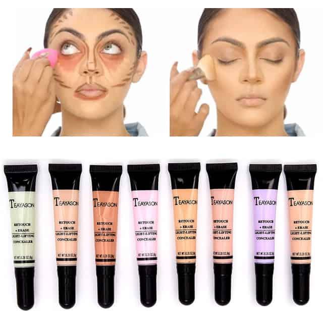 color correctors makeup