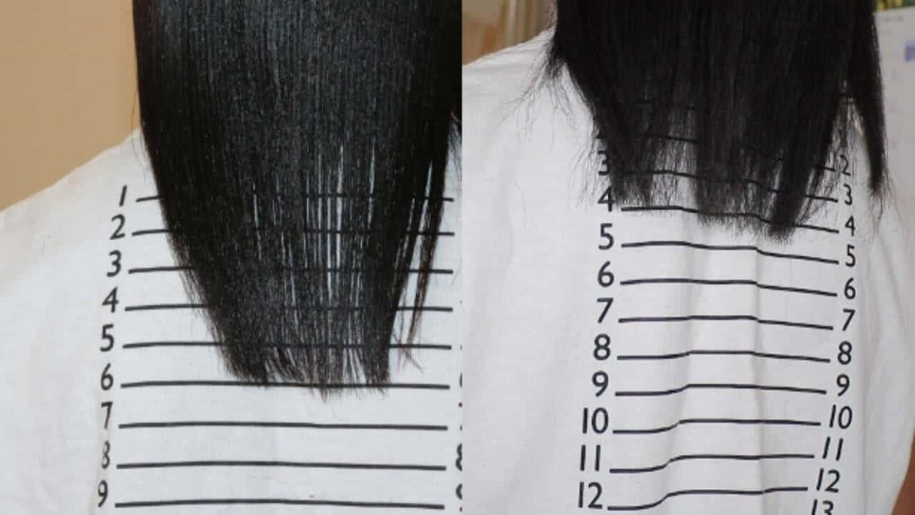 تطويل الشعر