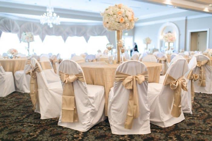 ديكور الزفاف